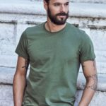 Herren Basic T-Shirt T-compressor