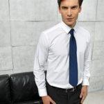 Krawatte passend zur Schürze
