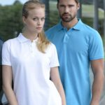 Damen Polo Shirt mit Stretch